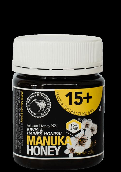 Manuka med - UMF 15+ (250 g)