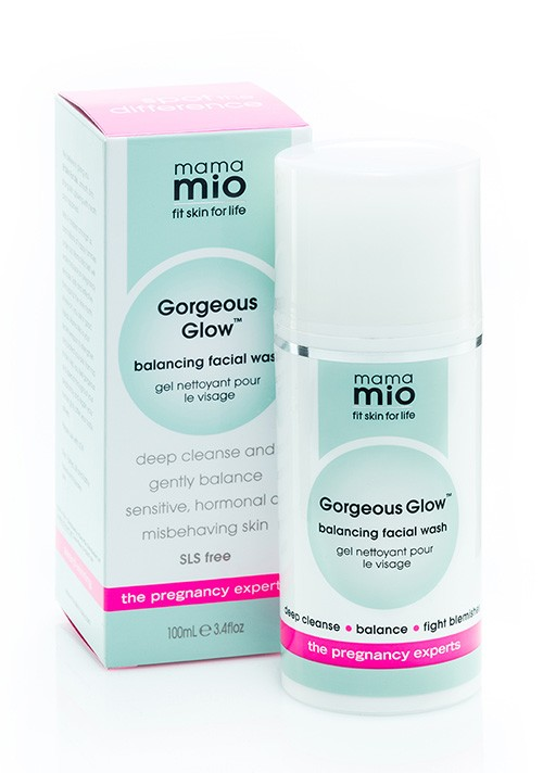Gorgeous Glow umirujući gel za umivanje lica